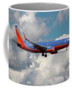 Southwest Airlines Boeing 737-700 Coffee Mug