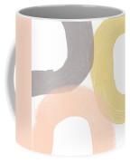 Southwest Modern Brushstrokes - Abstract Art By Linda Woods Coffee Mug