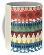 Southwest With Bears- Art By Linda Woods Coffee Mug