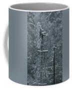 Southworth Windmill Snow Bound Coffee Mug