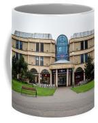 Sovereign Shopping Centre - Entrance From The Garden Coffee Mug