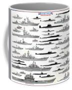 Soviet Navy Coffee Mug