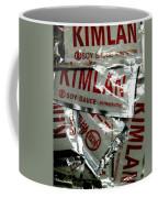 Soy Sauce Coffee Mug