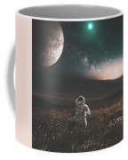 Space Man Coffee Mug