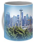 Space Needle 3 Coffee Mug