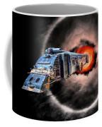 Space Pirates Coffee Mug