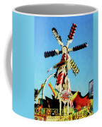 Space Racer In Distance Coffee Mug