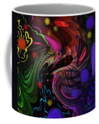 Space Rocks Coffee Mug