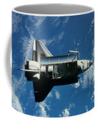 Space Shuttle Challenger Coffee Mug