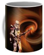 Space Soldier Coffee Mug
