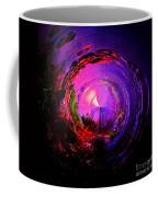 Space Spiral Coffee Mug