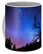Space The Final Frontier Coffee Mug