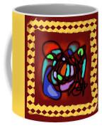 Space/time 14 - Harbour Lights Coffee Mug