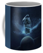 Spaceship Coffee Mug
