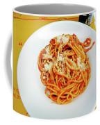 Spaghetti Bolognese Coffee Mug