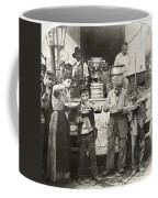 Spaghetti Vendor, C1908 Coffee Mug