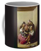 Spain: Palm-reading Coffee Mug