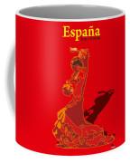 Spain Reed  Coffee Mug