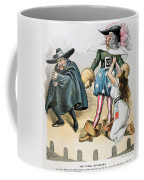 Spanish-american War, 1896 Coffee Mug