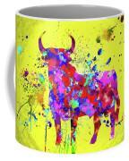 Spanish Bull  Toro Bravo Coffee Mug