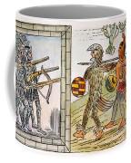 Spanish Conquest, 1520 Coffee Mug