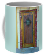 Spanish Door Coffee Mug