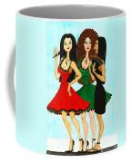 Spanish Girls Coffee Mug