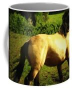 Spanish Horse Dancing Coffee Mug