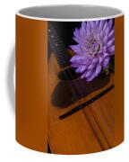 Spanish Mandolin And Dahlia Coffee Mug