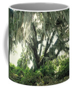 Spanish Moss In Motion Coffee Mug
