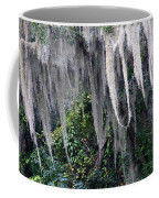 Spanish Moss Panorama Coffee Mug