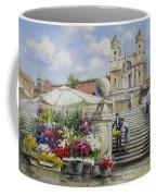 Spanish Steps, Rome Coffee Mug