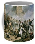Spanish Uprising Against Napoleon In Spain Coffee Mug
