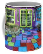 Spanish Village Art Center Coffee Mug