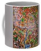 Spanning The Gap Coffee Mug
