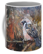 Sparrow Coffee Mug