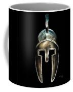 Spartan Helmet Coffee Mug