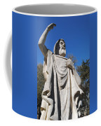 Speaking To God Coffee Mug