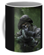 Special Operations Forces Soldier Coffee Mug