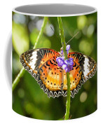 Speckled Butterfly Coffee Mug