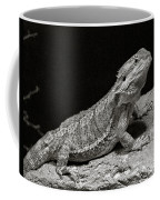 Speckled Iguana Lizard Coffee Mug