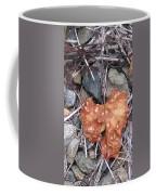 Speckled Leaf Coffee Mug