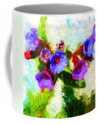 Speckled Trout The Flower Coffee Mug