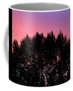 Spectacular Silhouette Coffee Mug