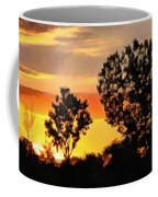 Spectacular Sunset In The Midwest Coffee Mug