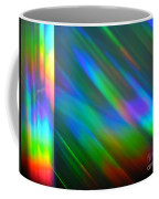 Spectral Curtain Coffee Mug