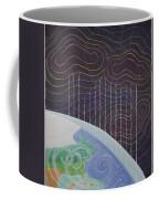 Spectrum Earth Spacescape Coffee Mug