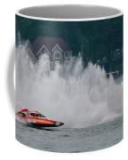 Speedboat Trials 1961 Coffee Mug