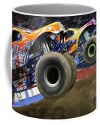 Speeding Tires Coffee Mug