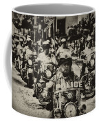 Speedy Motorcycle Coffee Mug